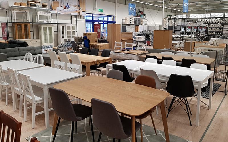 Montering av möbler
